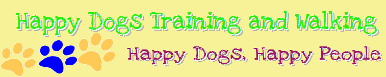 Happy Dogs Training and Walking